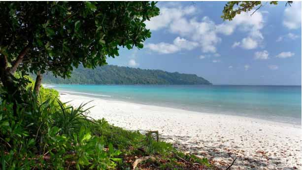 Radhanagar Beach, Andaman and Nicobar Islands