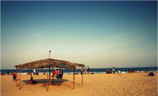 Heaven Beach, Puducherry