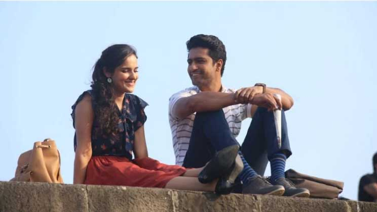 vicky kaushal as Sanjay in Love per Square Foot